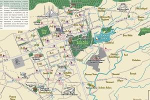 Portfolio for Cartography | Map Design | GIS | Remote