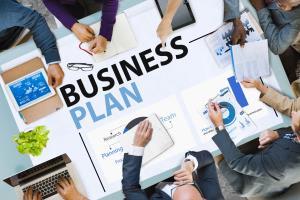 Portfolio for business plan and financial