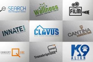 Portfolio for I Will Design Flat Logo With All Files