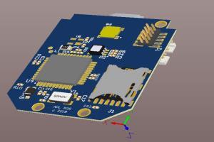 Portfolio for Experienced Embedded Systems Designer.