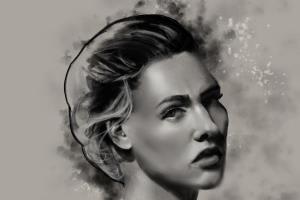 Portfolio for Custom Charcoal drawings