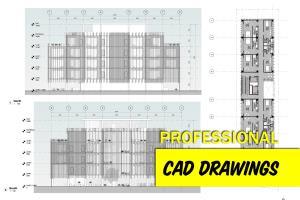 Portfolio for CAD drafting 2d or 3d