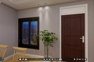 Portfolio for React + Ruby on Rails 3D house