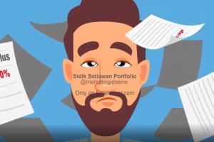 Portfolio for Motion Graphic, 3D&2D Animator, Graphic