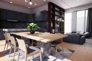 Portfolio for Architectural 3D modeling/rendering