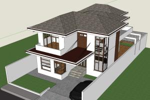 Portfolio for Residential Drawing