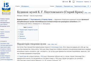 Portfolio for Wikipedia writer, Editor and Update