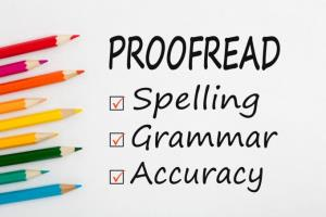 Portfolio for Content Writing and Proofreading