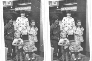 Portfolio for Old/Damaged Photo Restoration