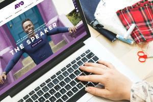 Portfolio for Website Designer and Consultant