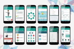 Portfolio for Android iOS Mobile App Dev. & Maint.