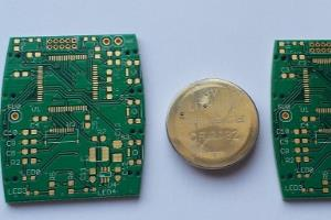 Portfolio for Electronic Design PCB and Firmware