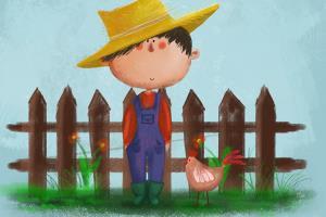Portfolio for Art for kids