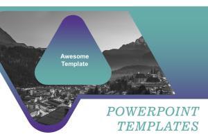 Portfolio for Power Point Presentation