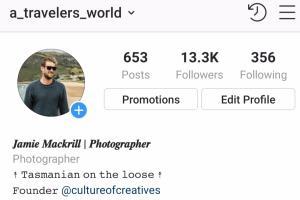 Portfolio for Photographer, Editor, Account manager