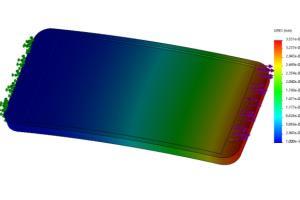 Portfolio for do finite element analysis on solidworks