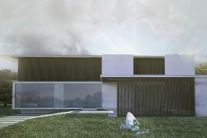 Portfolio for 3d Exterior visualization