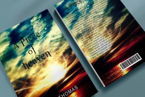 Portfolio for book and e book cover art design