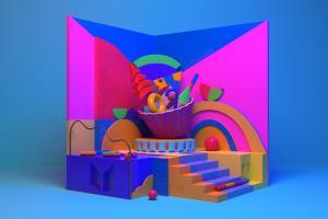 Portfolio for 3d Animator and Designer