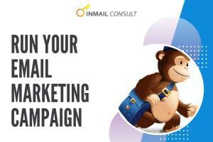 Portfolio for Run your email marketing campaign