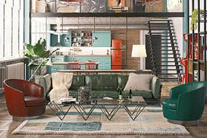 Portfolio for Interior 3d Design