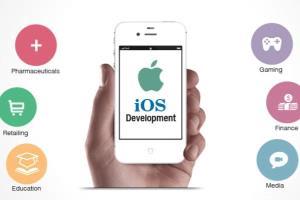 Portfolio for ios & android app development