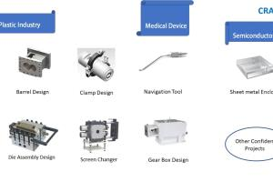 Portfolio for Product development (Mechanical)