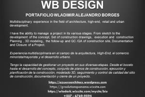 Portfolio for Architecture services