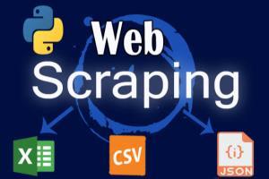 Portfolio for Web Scrapping