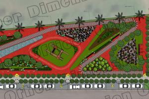 Portfolio for Landscape Design