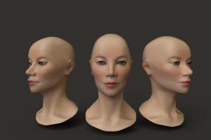 Portfolio for 3D and Graphic Design artist