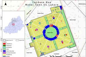 Portfolio for Create Custom GIS Mas and Cartography