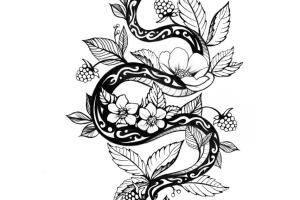Portfolio for Custom Tattoo Designs
