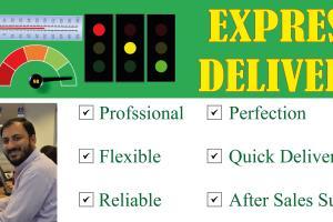 Portfolio for Microsoft Excel Dashboard