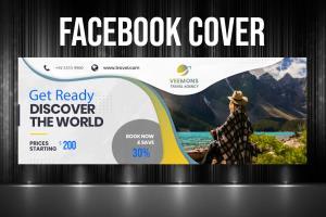 Portfolio for Facebook cover, instagram post banner ad