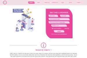 Portfolio for Multi Level Marketing ( MLM )