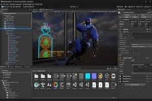 Portfolio for One-Man-Game Developer