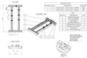 Portfolio for Inventor modeling