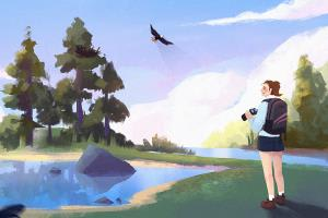 Portfolio for Game Art and Design