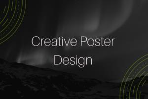 Portfolio for Creative poster design
