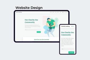 Portfolio for Responsive Webflow Business Website
