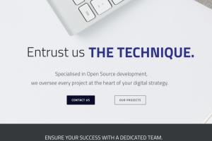 Portfolio for Senior PHP/Javascript Developer