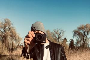 Portfolio for Video editing and recording