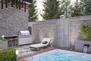 Portfolio for Facade / Exterior - Landscape Design