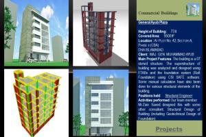 Portfolio for Professional Civil Structural Engineer
