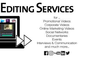Portfolio for Professional Video Editing