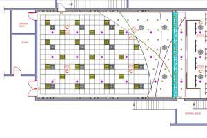 Portfolio for Electrical, MEP design using Autocad