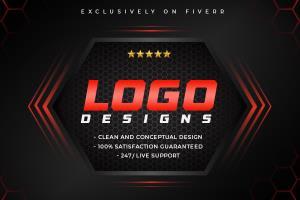 Portfolio for Professional Minimalist logo Design