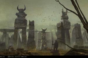 Portfolio for Concept Art (Environments)