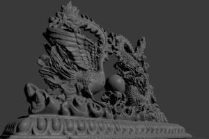 Portfolio for Professional 3D modeling